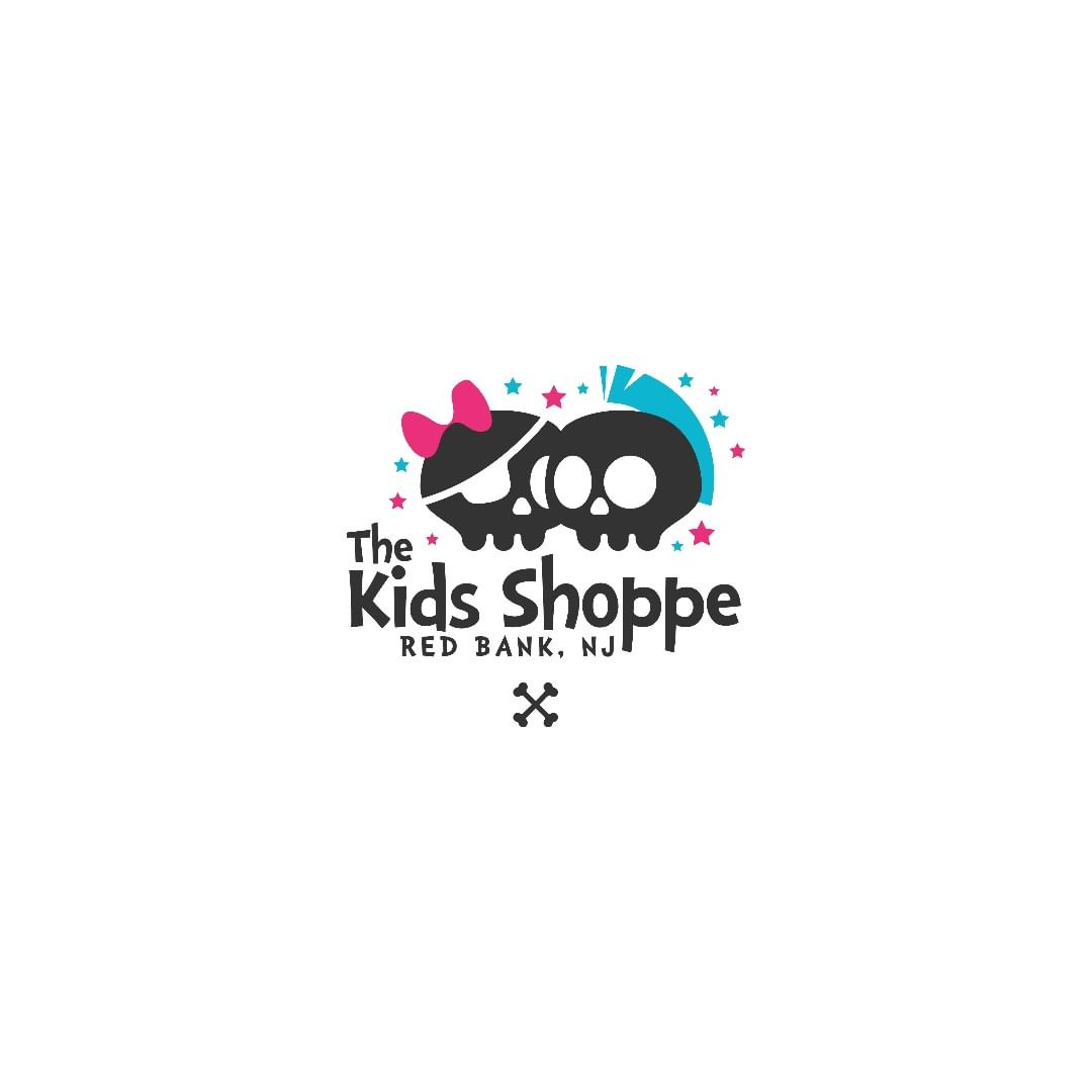 Logo design done for a kids concept store