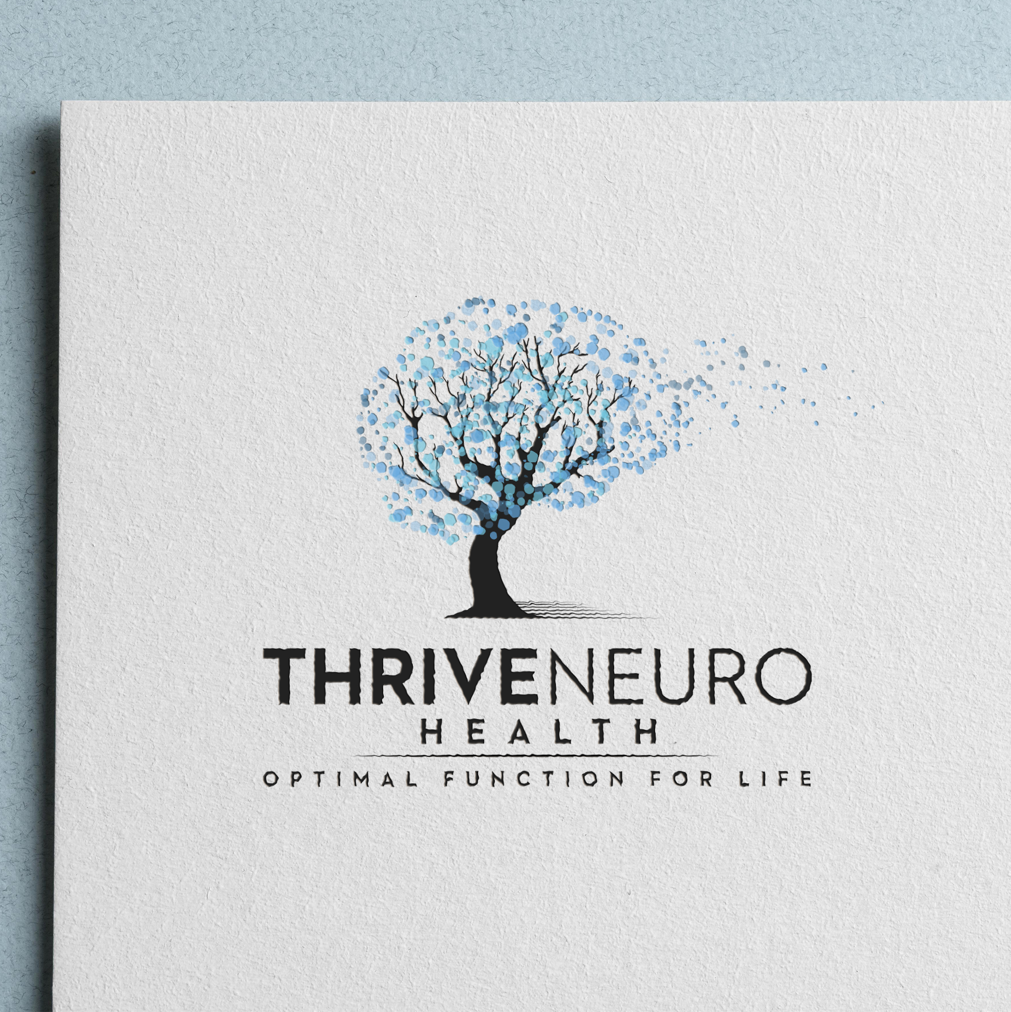 Logo design done for an integrated health care clinic